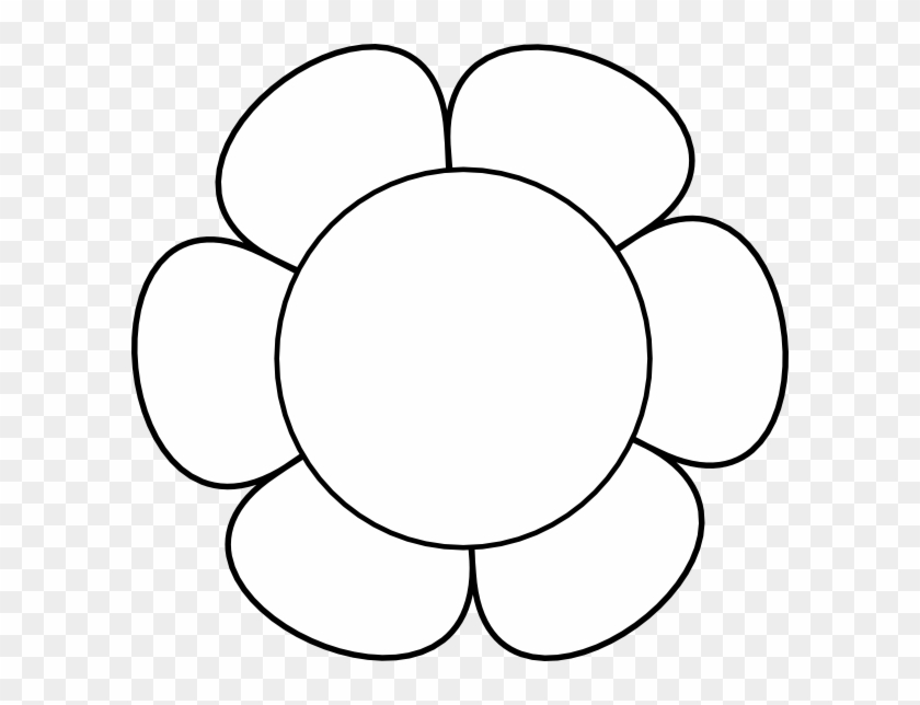 Flower Bouquet Outline Clipart Clipart Panda Free Clipart - Flower Black And White Clipart #93849