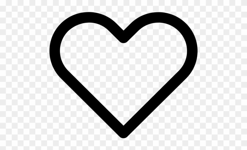 Font Awesome Heart Icon #93931