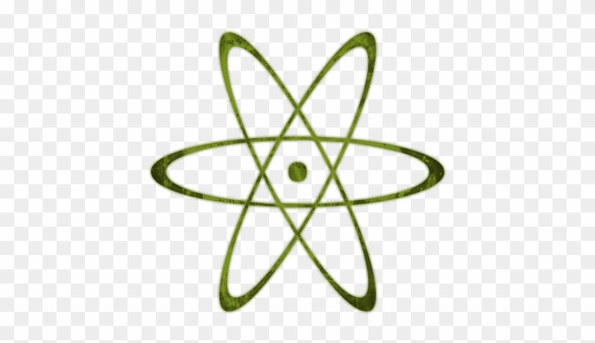 Nuclear Energy Icon Icons Etc - Nuclear Fusion Clip Art #93941