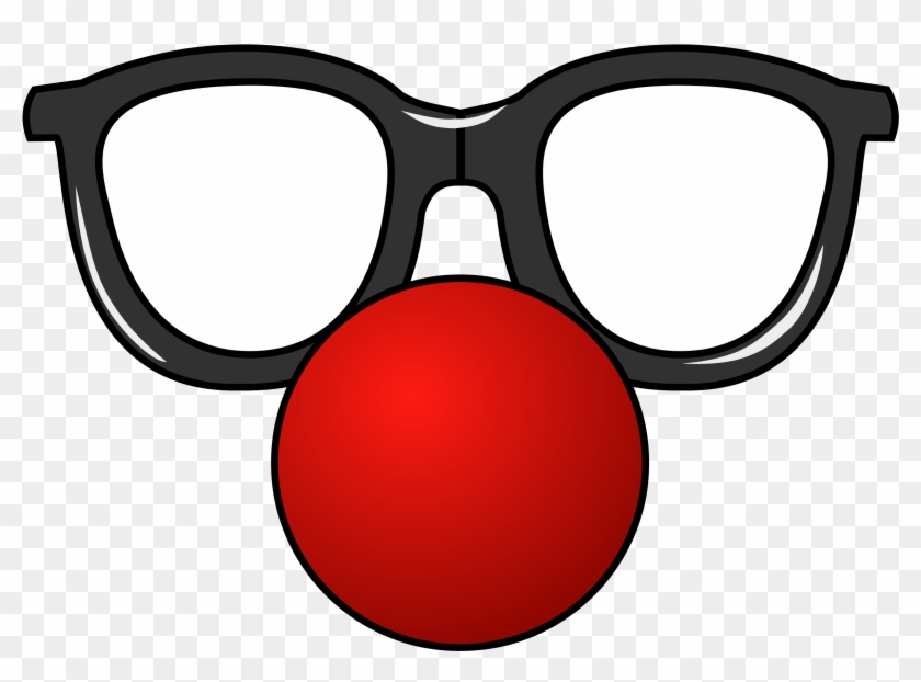 Clipart - - Funny Glasses Png #93994