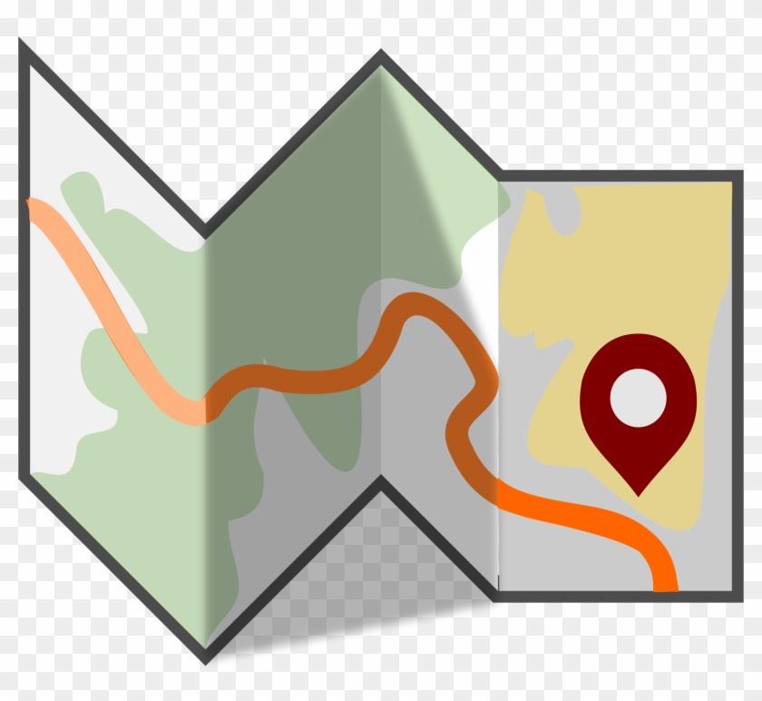 Map Clip Art - Map Clip Art #94066