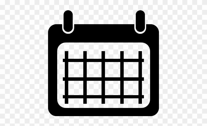 Calendar Icons - Calendar Svg #94155
