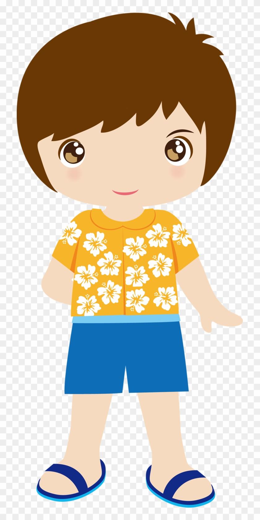 Фото, Автор Mashanbear На Яндекс - Hawaiian Boy Clipart #94161
