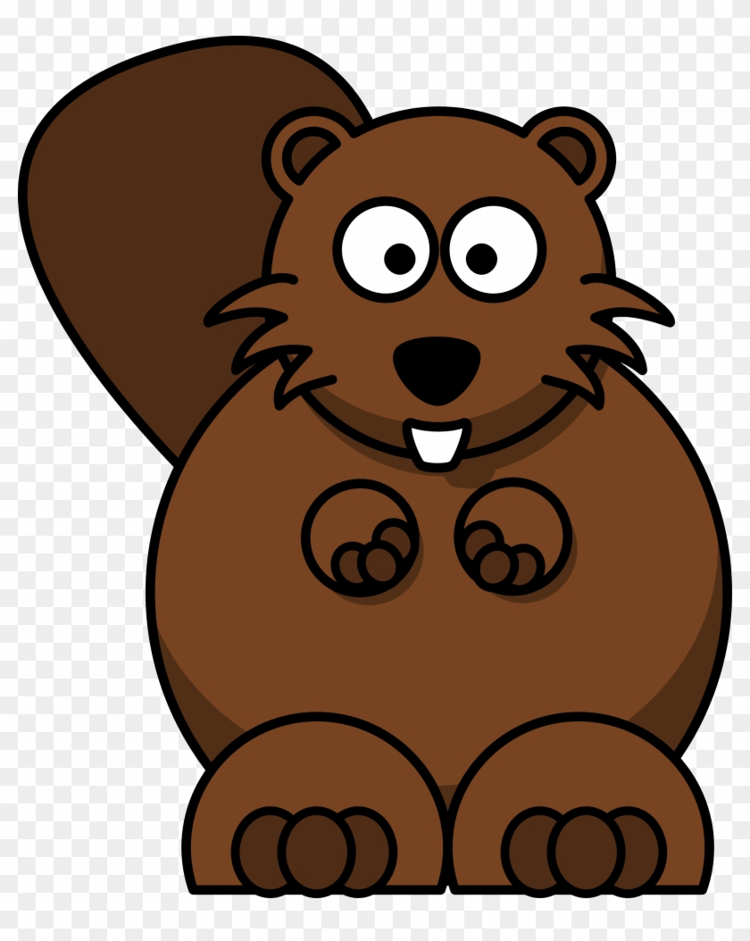 Cartoon Beaver - Beaver Cartoon #94288
