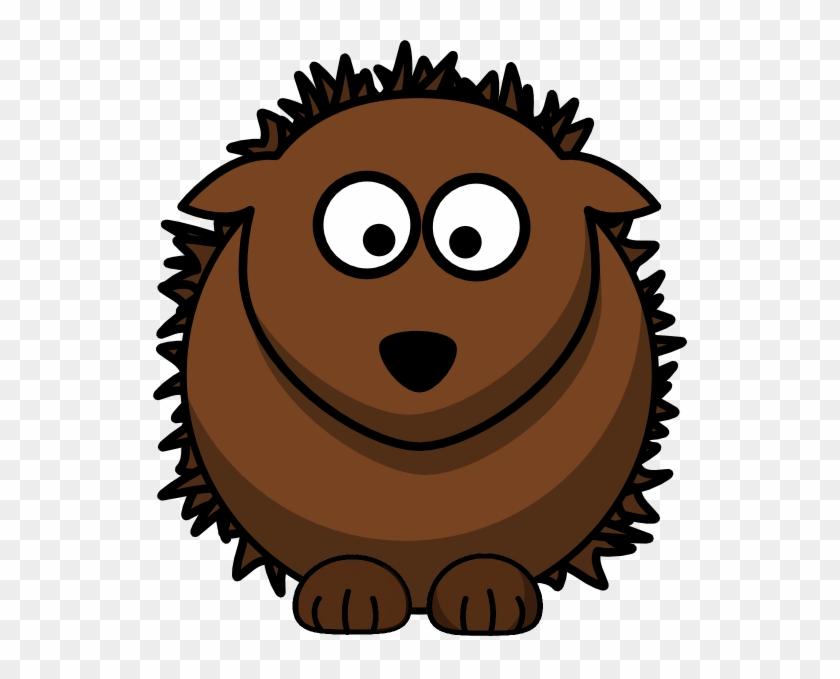 Hedgehog Clip Art - Cartoon Hedgehog Clip Art #94297