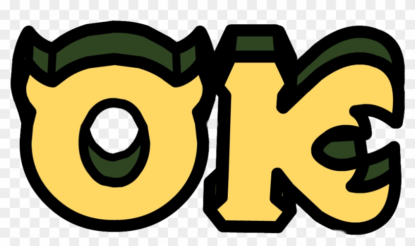 Club Penguin Wiki - Ok Logo 3d #94354