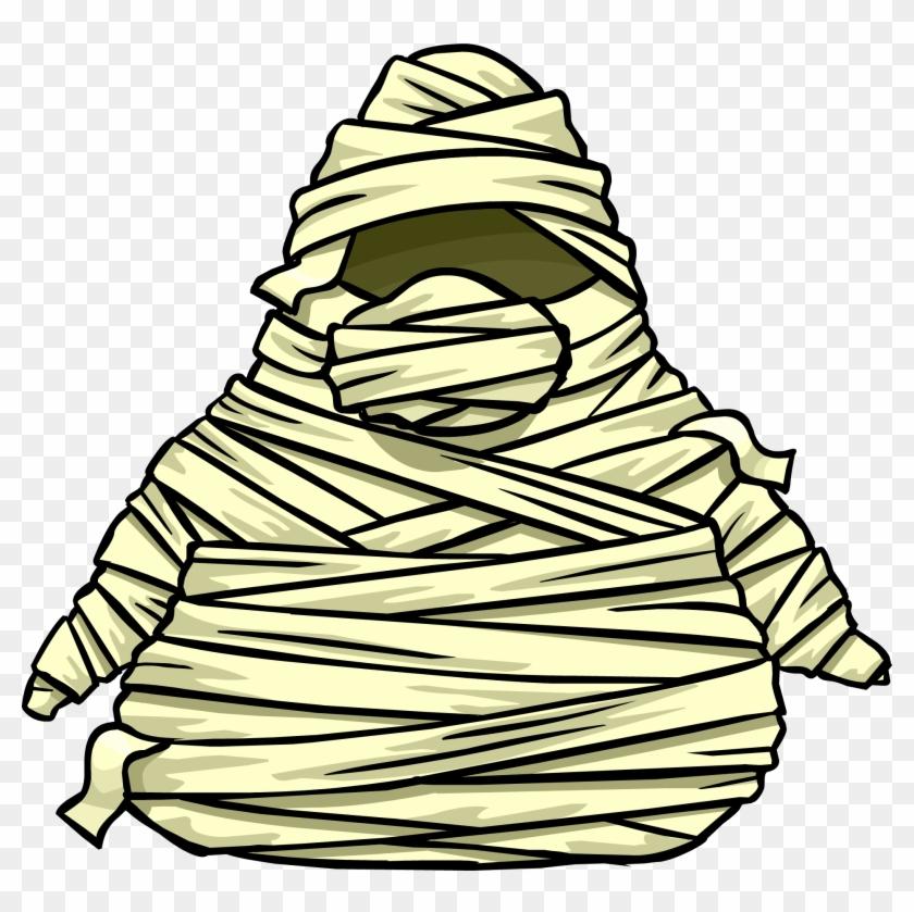 Club Penguin Wiki - Club Penguin Mummy #94382