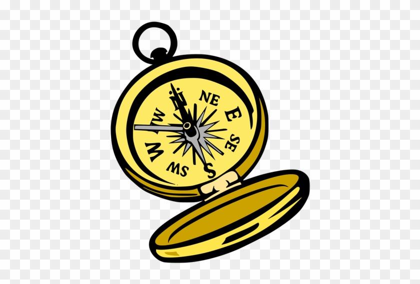 47 Editable Clip Art Free Compass Public Domain Vectors - Compass Clipart #94386