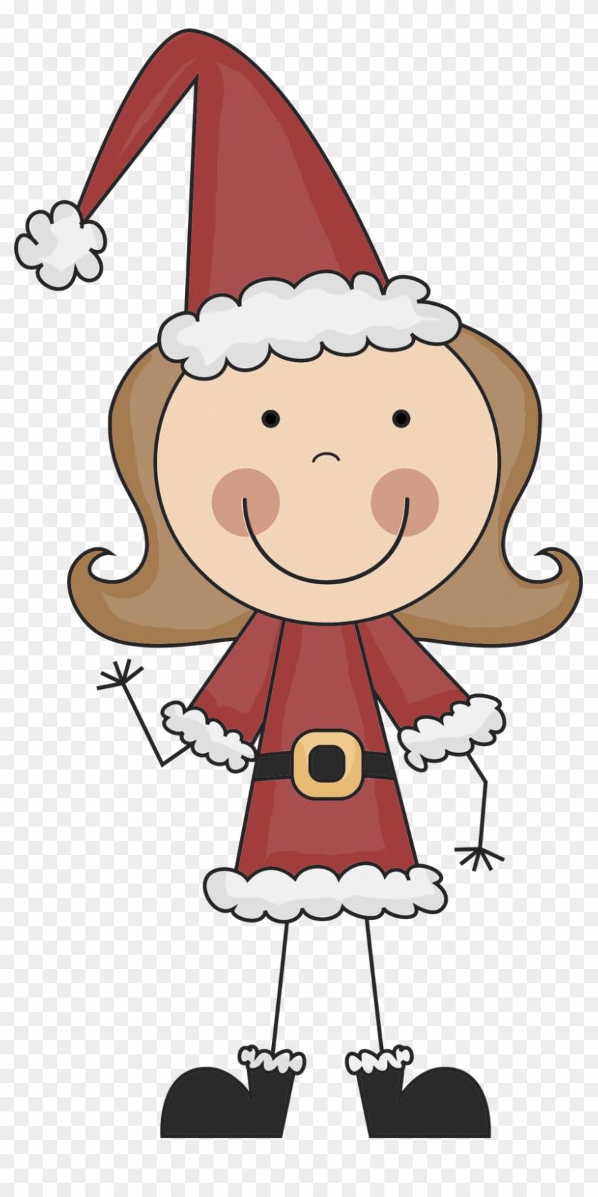 Cute Santa Claus Clipart Hd Wallpapers Wallpaper Scrappin Doodles Christmas