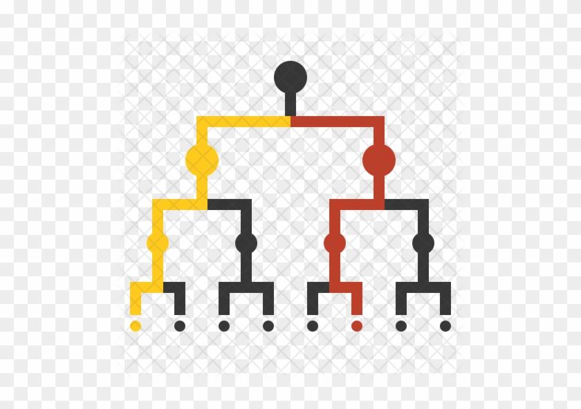 Tournament Bracket Icon - Tournament Bracket Icon #502005