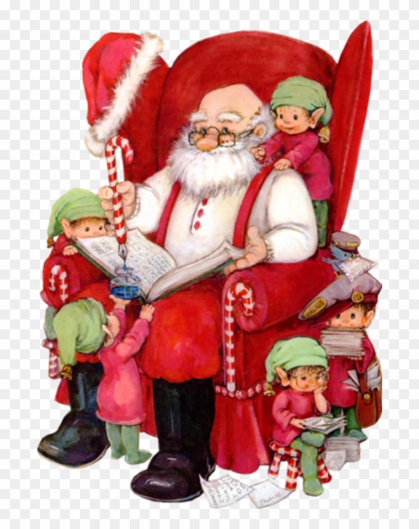 Christmas Items, Father Christmas, Christmas Paper, - Christmas Day #502010