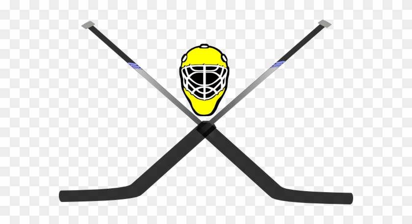 Goalie Pictures Ice Hockey Cross Stick Free Transparent Png