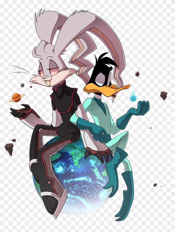 Duck Dodgers - Duck Dodgers Bugs Bunny #502755