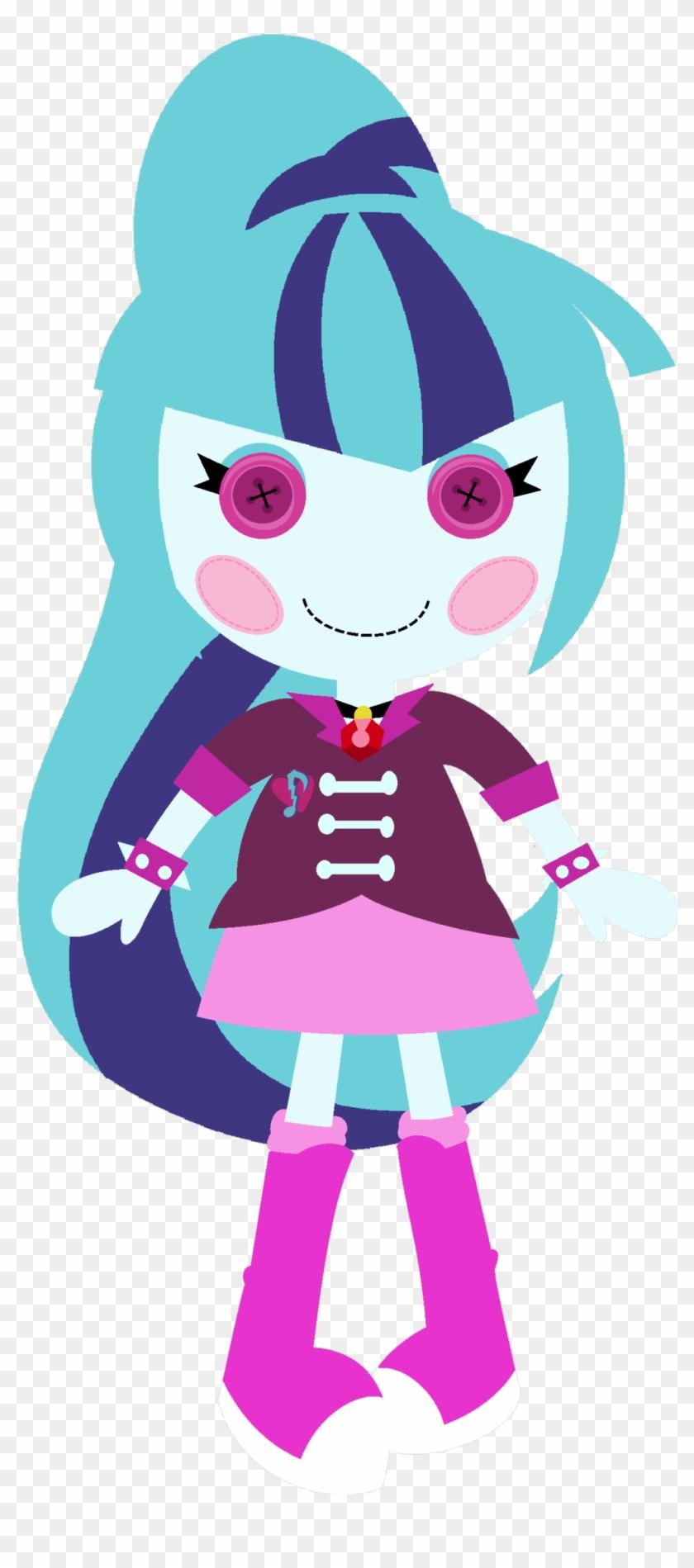 Ra1nb0wk1tty, Button Eyes, Cute, Doll, Equestria Girls, - Cartoon #502769