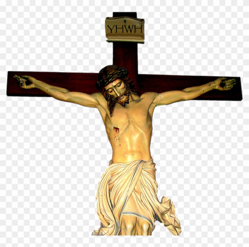 Here Comes The Judge - Jesus Christ On The Cross #502879