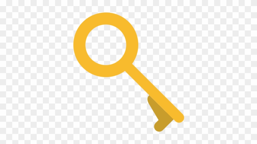 Skeleton Key Icon Png - Skeleton Key #504459