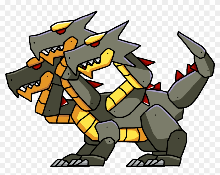 Hydra - Scribblenauts Remix Mythical Creatures - Free