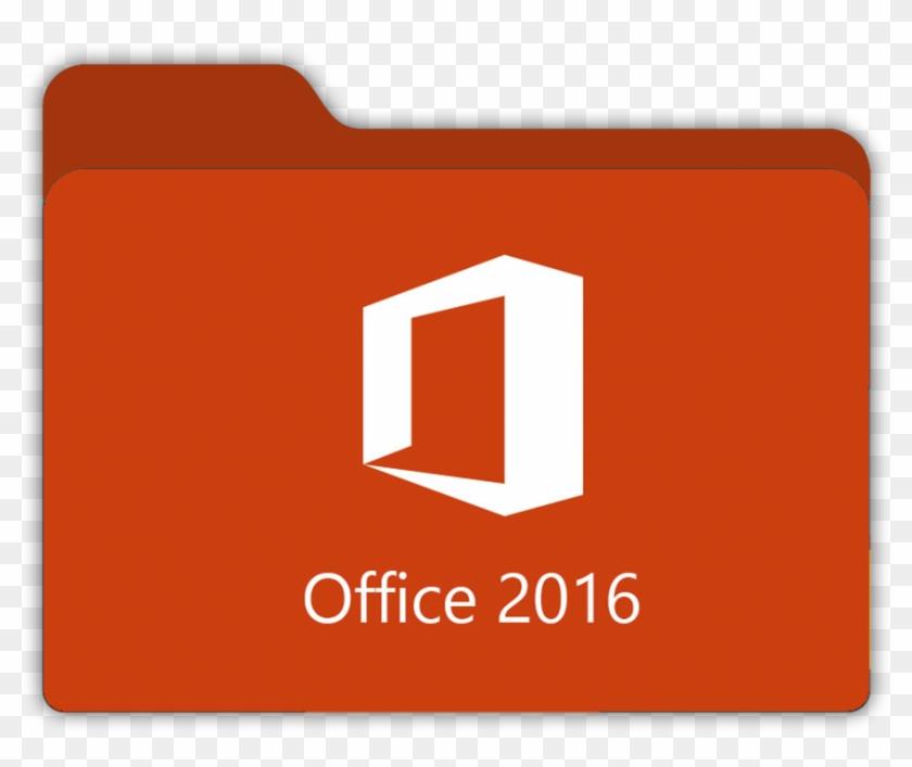 Mac Folder Icon Png 資格試験mos2016の - Microsoft Office 2016 Logo Png #505066