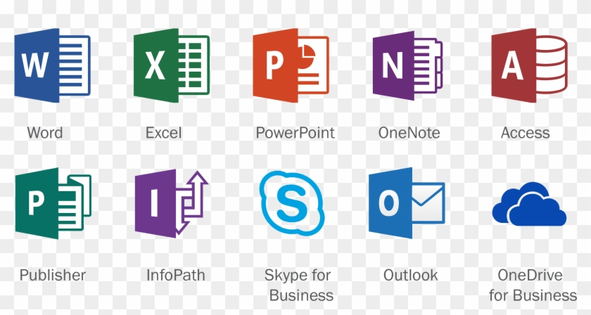 Office 365 New Icons