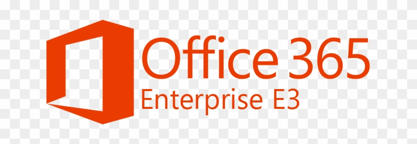 Office 365 Enterprise E3 - Office 2013 Logo Png - Free Transparent