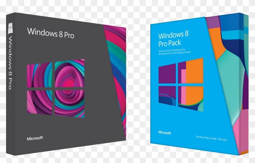 Windows - Microsoft Windows 8 Pro 64-bit - 1 Pc - Oem #506364
