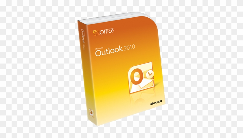 Microsoft Office 2010 Logo Png - Microsoft Office Outlook 2010 #506416