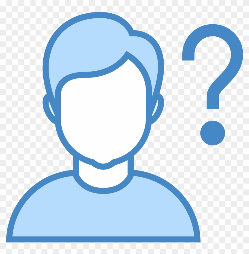 Computer Icons User Male Clip Art - Blue Male Icon #506525