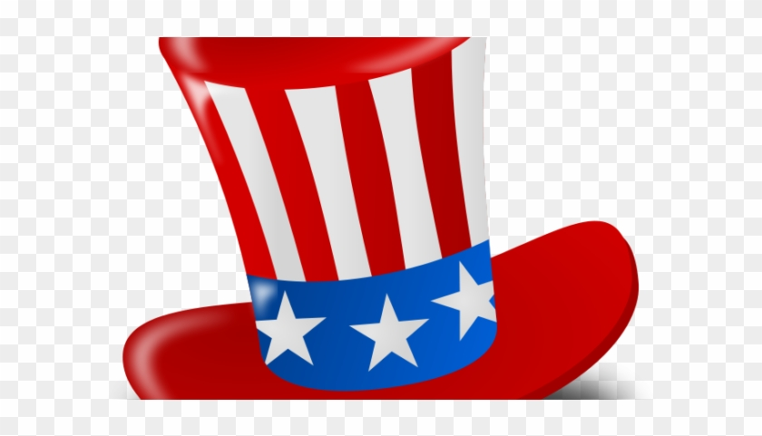Thinking Of The Independence Day Of Usa Evokes Many - 4th Of July Hat #506658