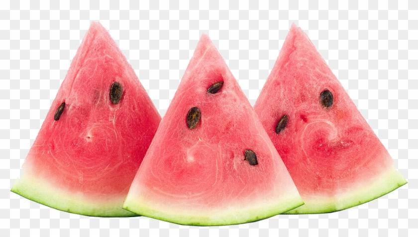 Watermelon Slice Png 3307 X 2017 , 8382 К - Watermelon #507624