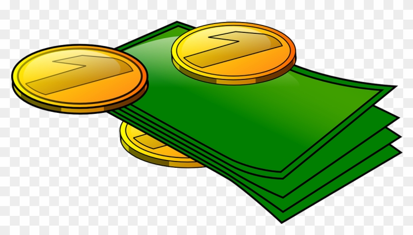 Click The Slide That You Want To Add A Background Picture - Transparent Background Money Clipart #507996