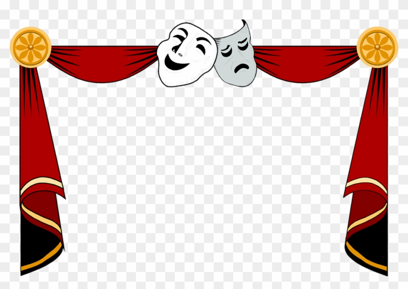 Drama Masks Free Download Clip Art Free Clip Art On - Acting: For Kids On The Autistic Spectrum #508419