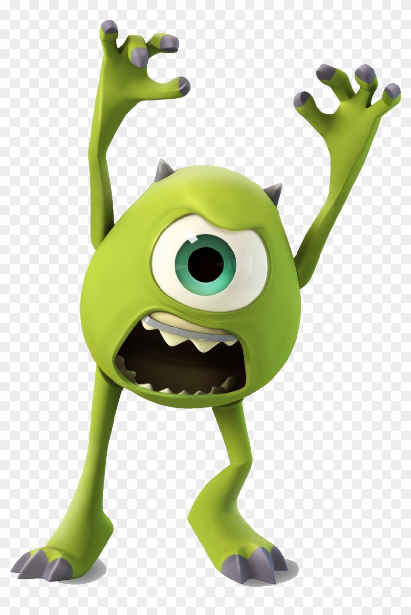 When Someone Tells You That You Aren T Scary Scary Mike Monsters Inc Free Transparent Png Clipart Images Download