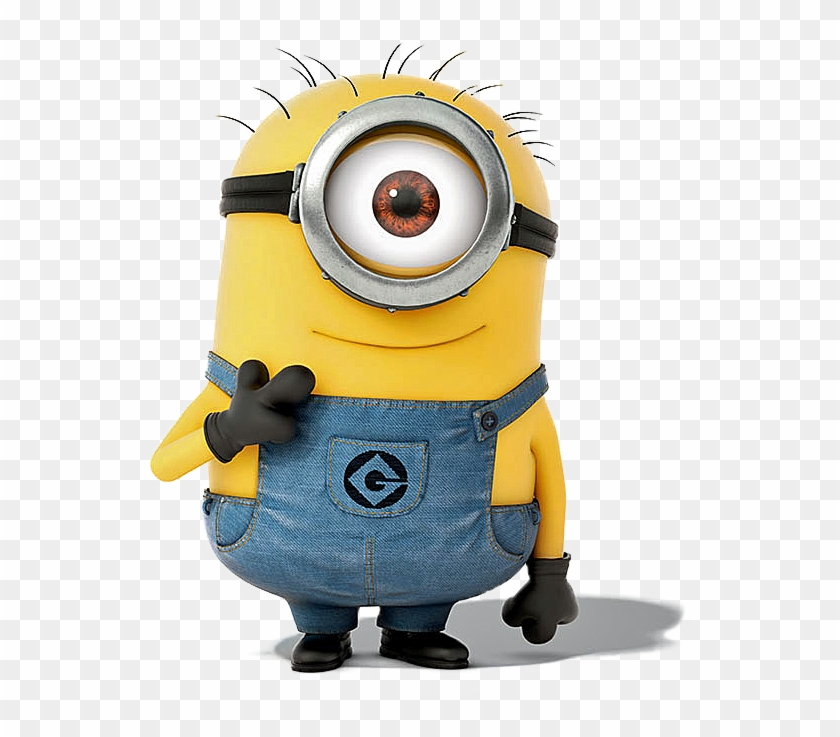 One Eyed Minion Clipart - Minion With One Eye #509227