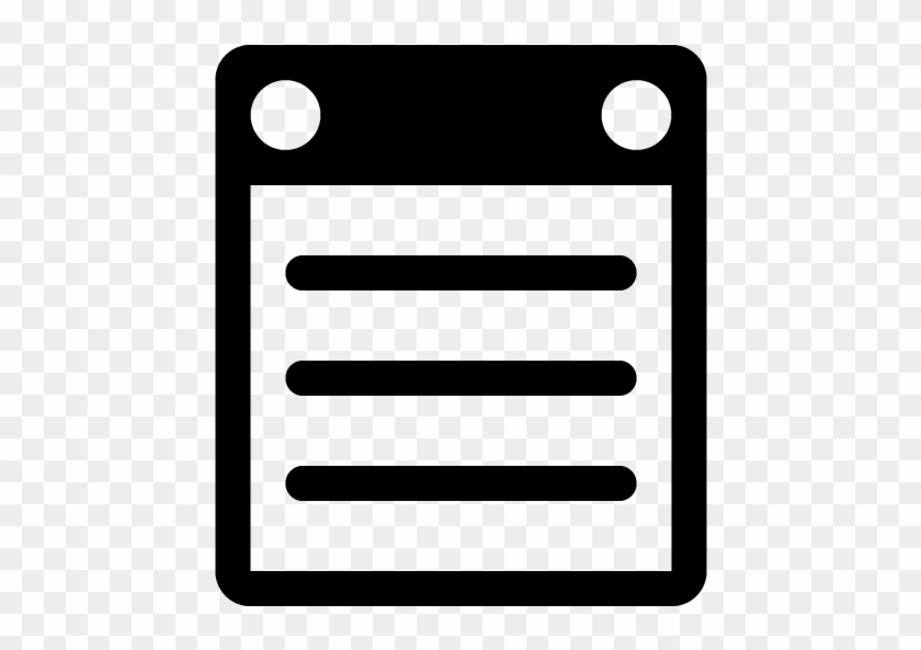 Document, Edit Notes, Modify Records, Note, Pen, Pencil, - Notes Icon Vector Png #509456