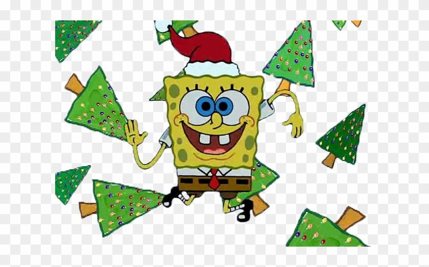 transparent 25 days of christmas day 10 merry christmas gif spongebob