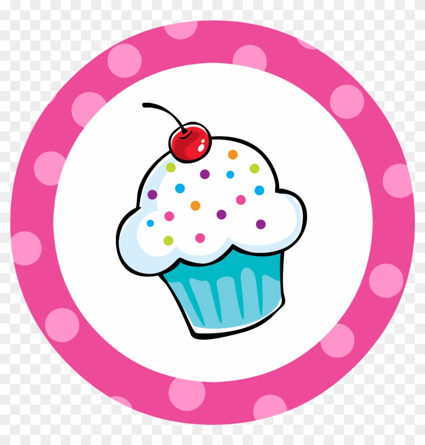 Sweet 16 Birthday Cupcake Toppers Sweet Sixteen Birthday - Sweets Clipart #509883