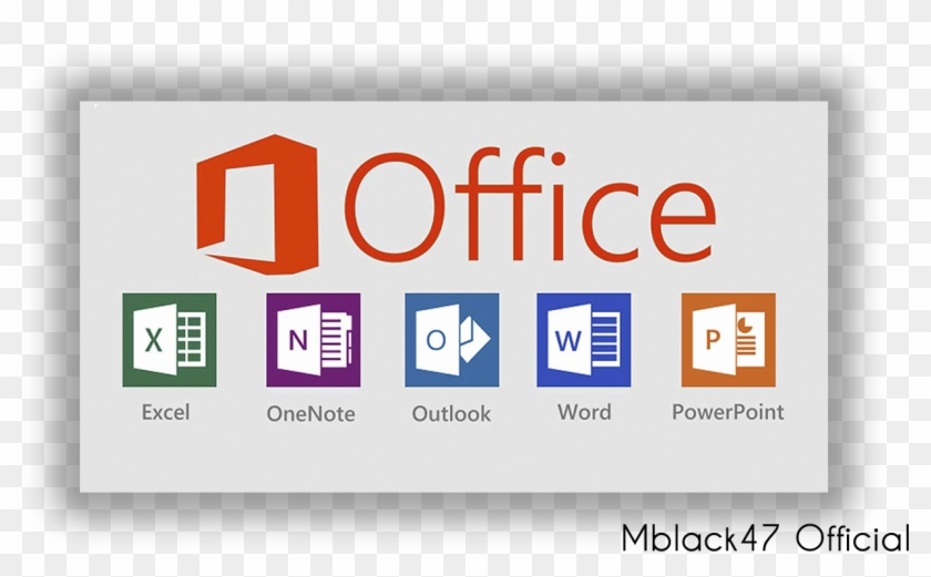 Kmspico Office 2016 Professional Plus - Ms Office Logo Hd - Free