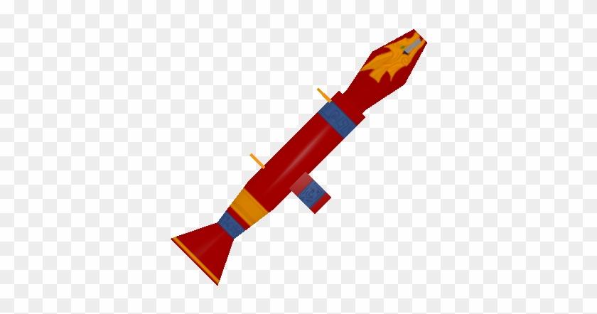 Fire Breather Rocket Launcher - Rocket Launcher #510803