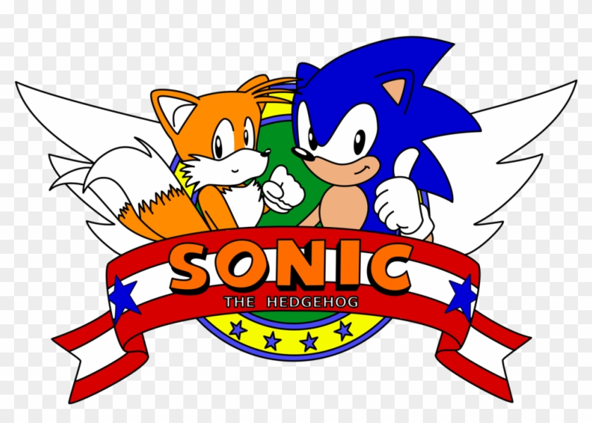 A Scream 41 2 Sonic The Hedgehog 2 Title Logo By A Sonic The Hedgehog 2 Logo Free Transparent Png Clipart Images Download