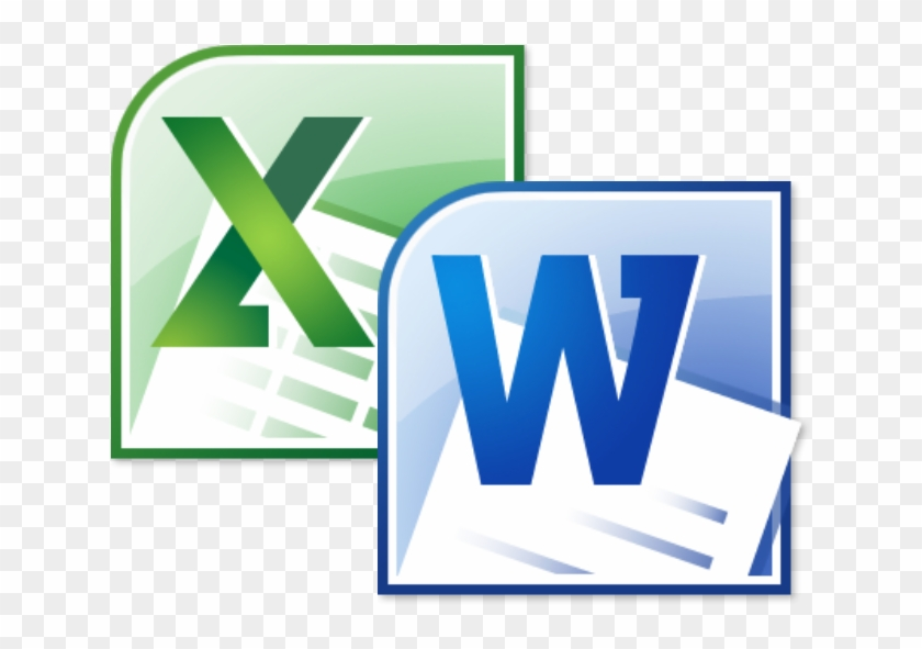 Microsoft Excel And Word - Microsoft Word 2010 Icon #511667