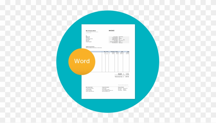 Free Receipt Template Word Excel Invoice Template Uk Free Transparent Png Clipart Images Download