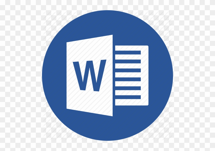 Document Microsoft Word Icon - Microsoft Word Icon Png #511842
