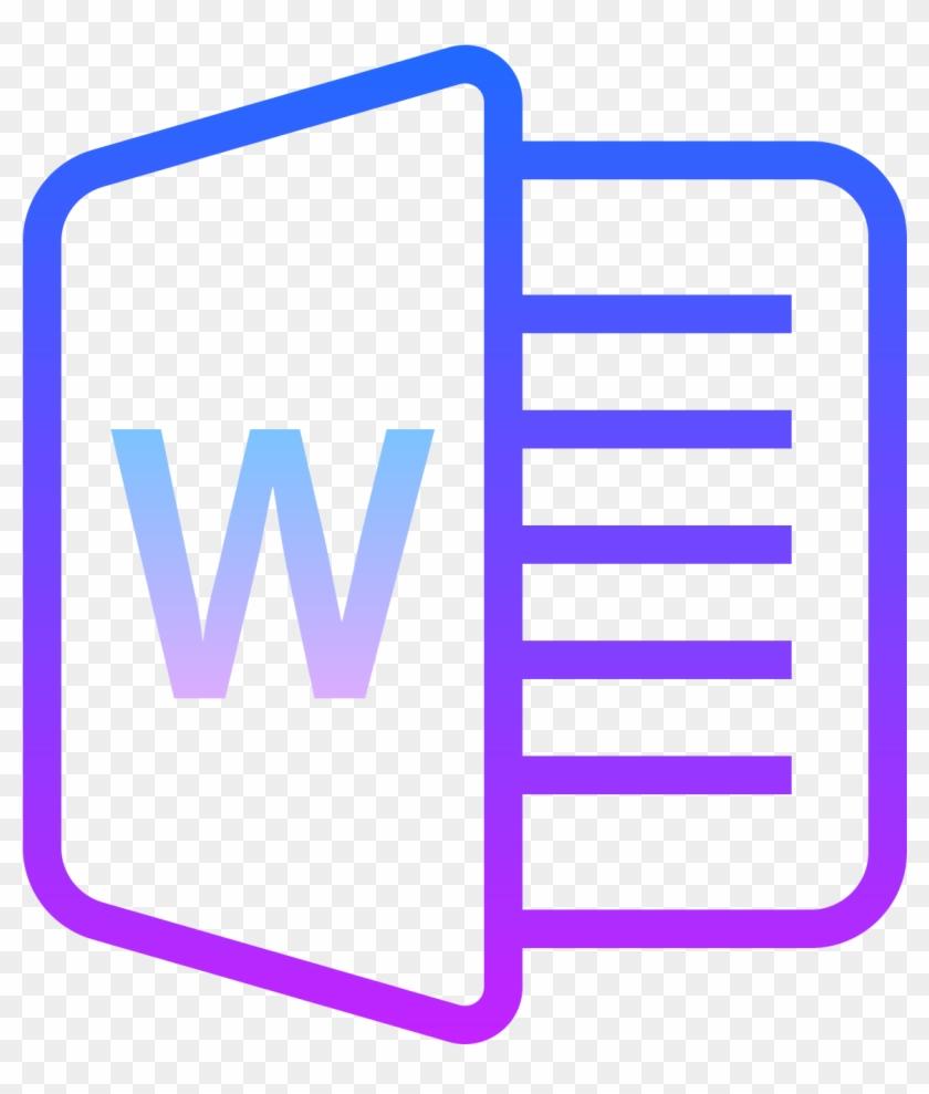Microsoft Word Icon - Microsoft Word Icons Cool #511900