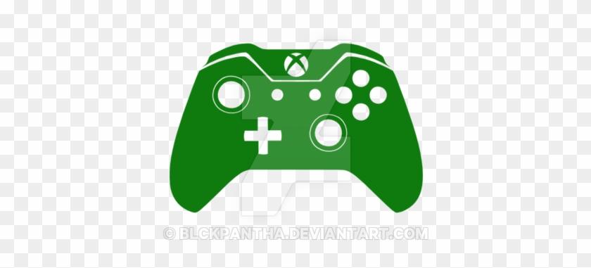 Xbox 360 - Black And White Xbox Controller - Free