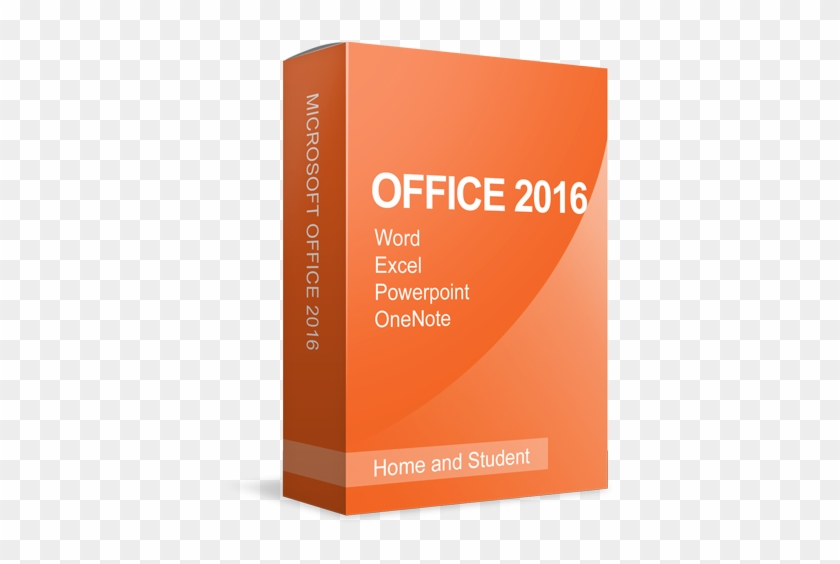 Microsoft Office 2016 Home And Student - Microsoft - Microsoft