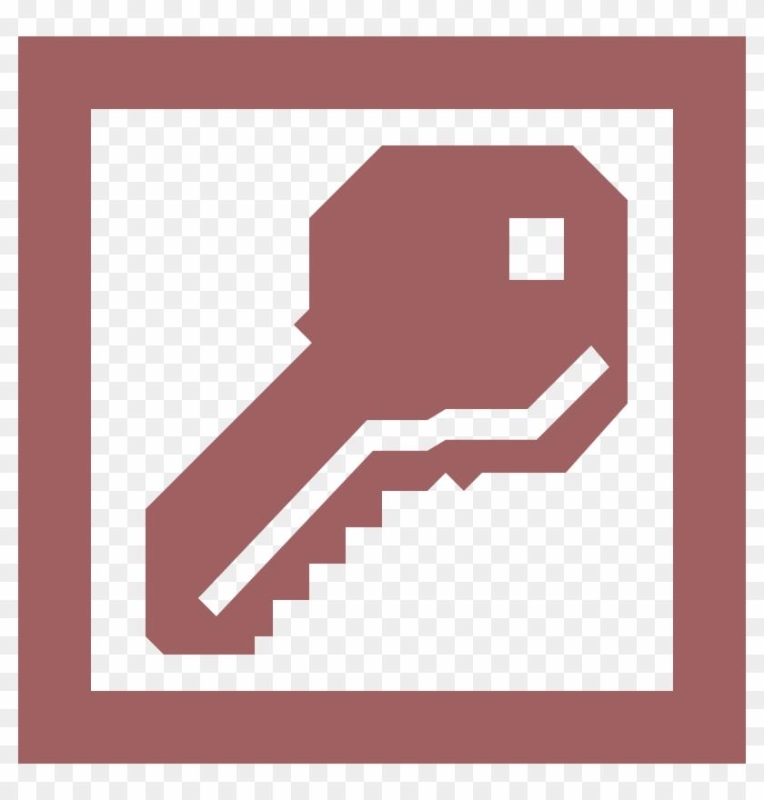 Microsoft Office Access Logo Png Transparent - Logo Microsoft Access 2013 #512395
