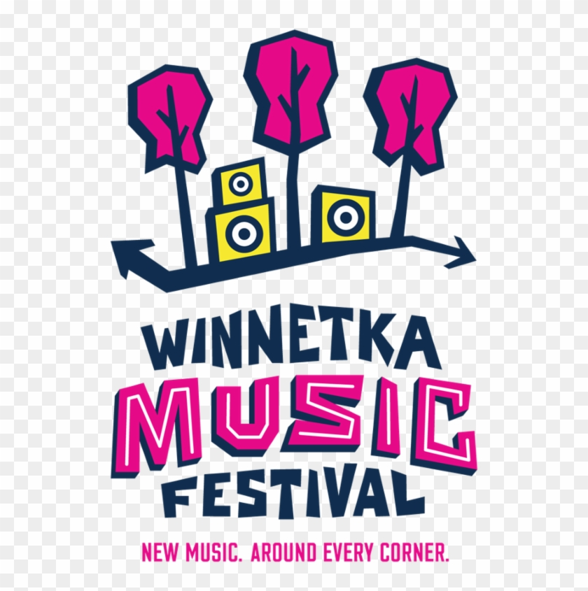 Winnetka Music Festival Logo #512738