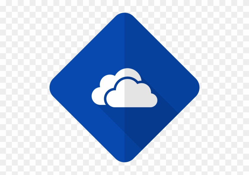 Onedrive Icon Free - One Drive Icon Png - Free Transparent PNG