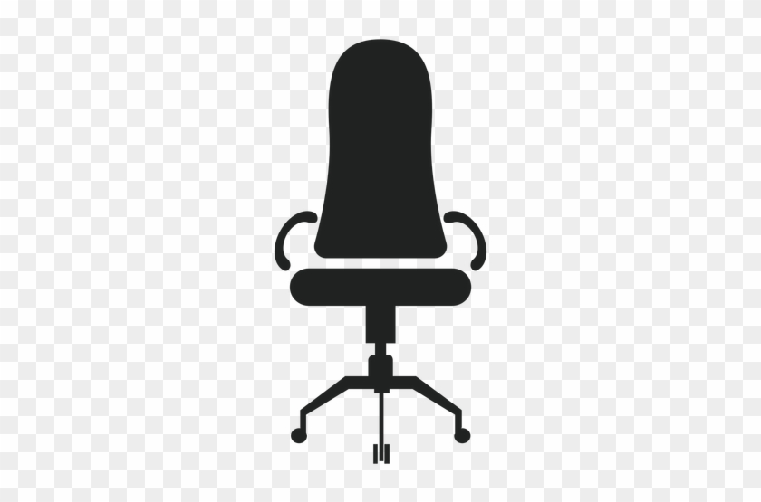 narrow back office chair icon transparent png office chair icon rh clipartmax com Listen Carefully for Customer Icon Office Chair Clip Art