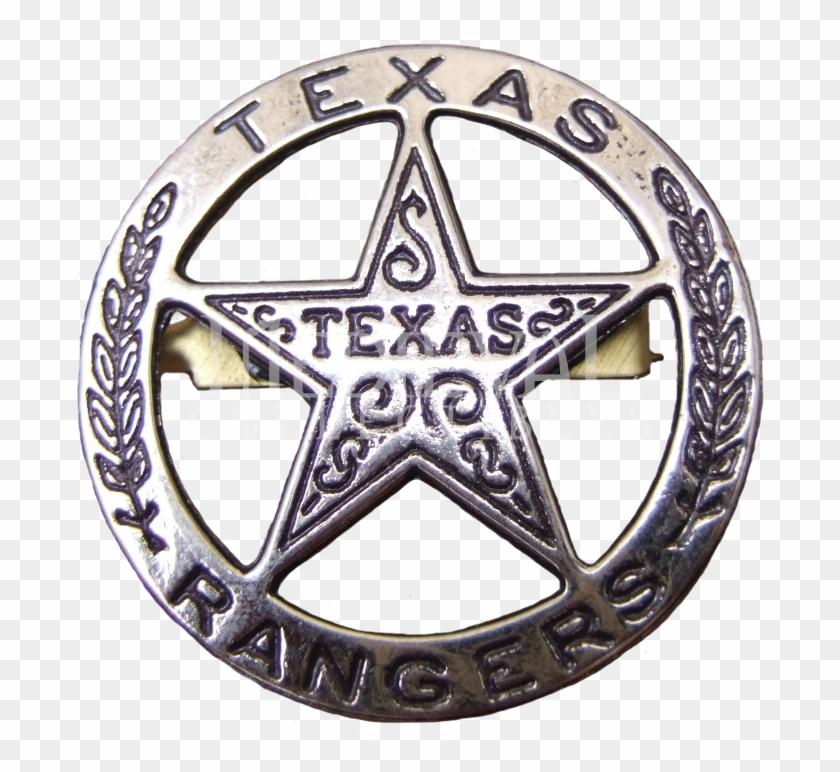 Western Badges, Wild West Badges, Sheriff Badges, Marshall - Texas Ranger Badge Replica #514612